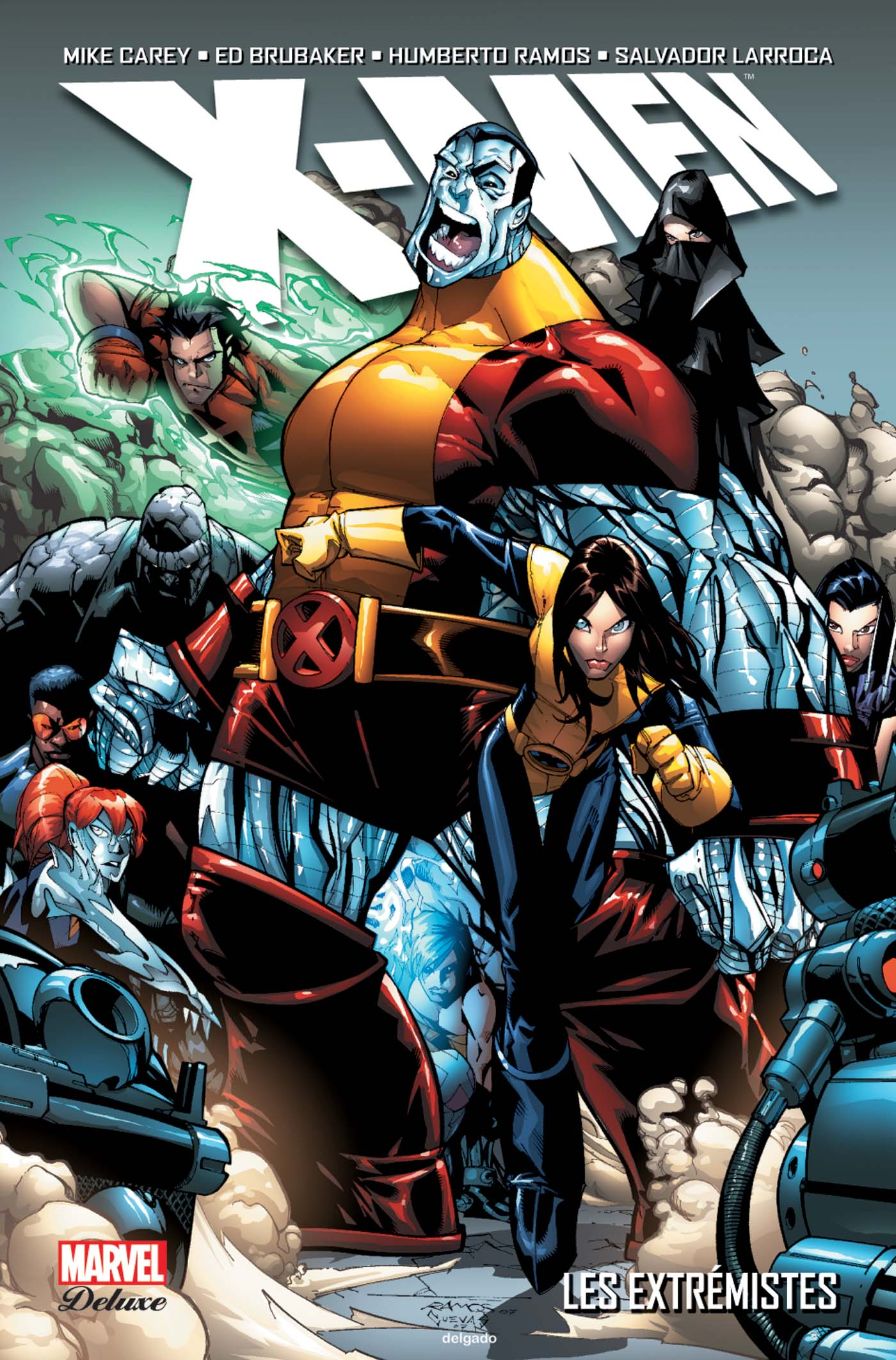 X-Men 4 - Les Extrémistes