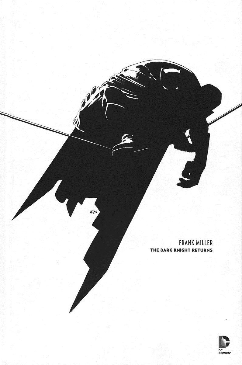 Batman - The Dark Knight Returns 1 - Batman Noir : The Dark Knight Returns