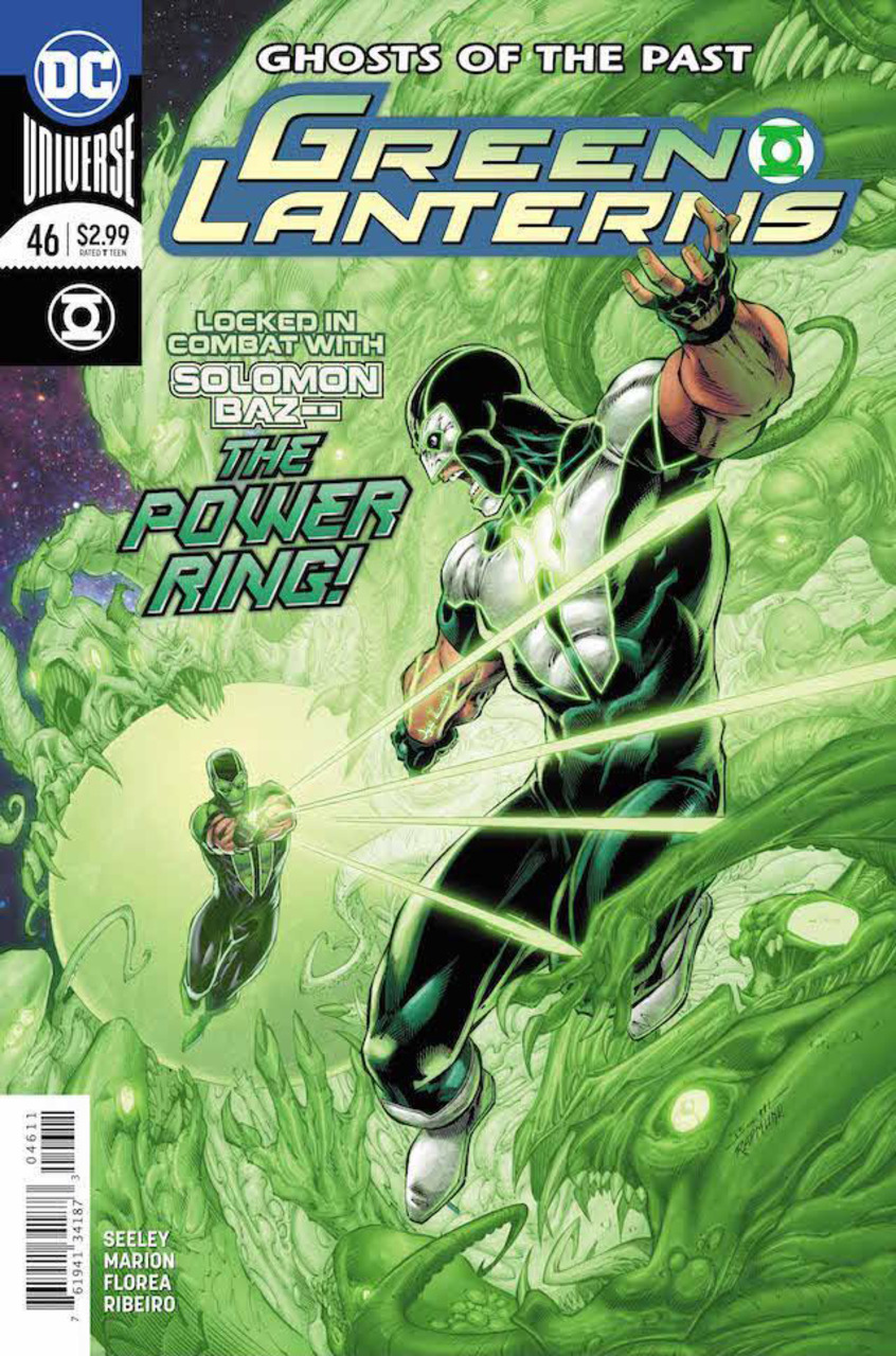 Green Lanterns 46 - Ghosts of the Past 3: Hunted!