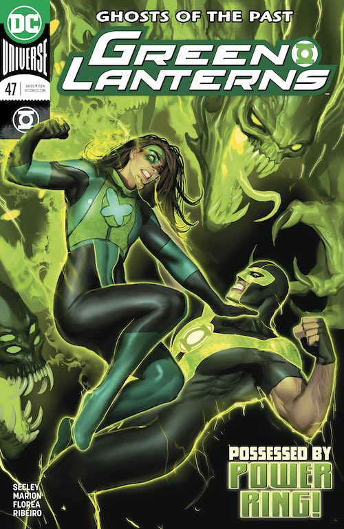 Green Lanterns 47 - Ghosts of the Past 4: Long Road Home