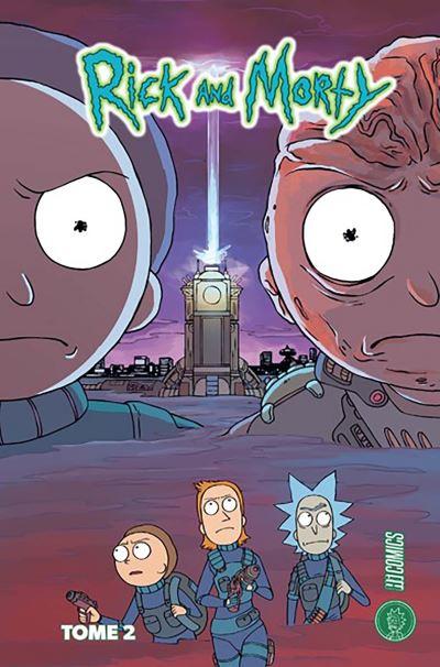 Rick et Morty 2 - Tome 2