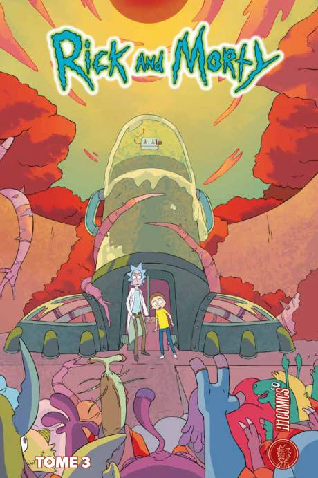 Rick et Morty 3 - Tome 3