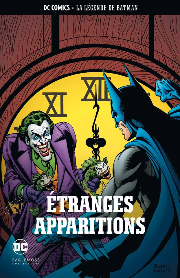 DC Comics - La Légende de Batman 16 - Etranges apparitions