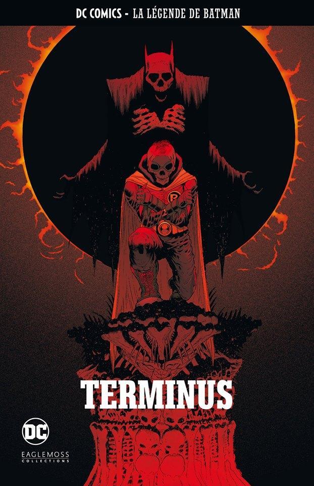 DC Comics - La Légende de Batman 61 - Terminus