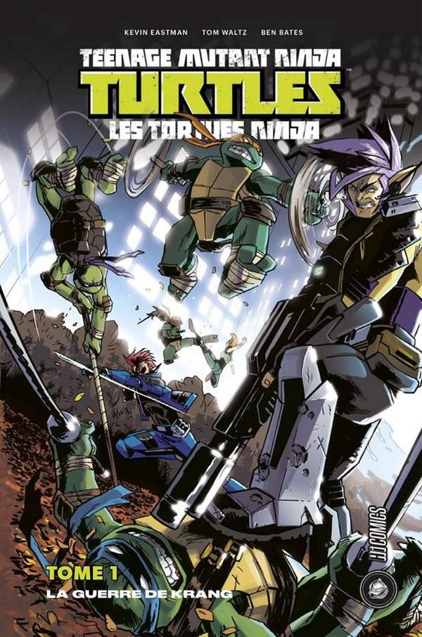 Les Tortues Ninja 1 - La Guerre de Krang