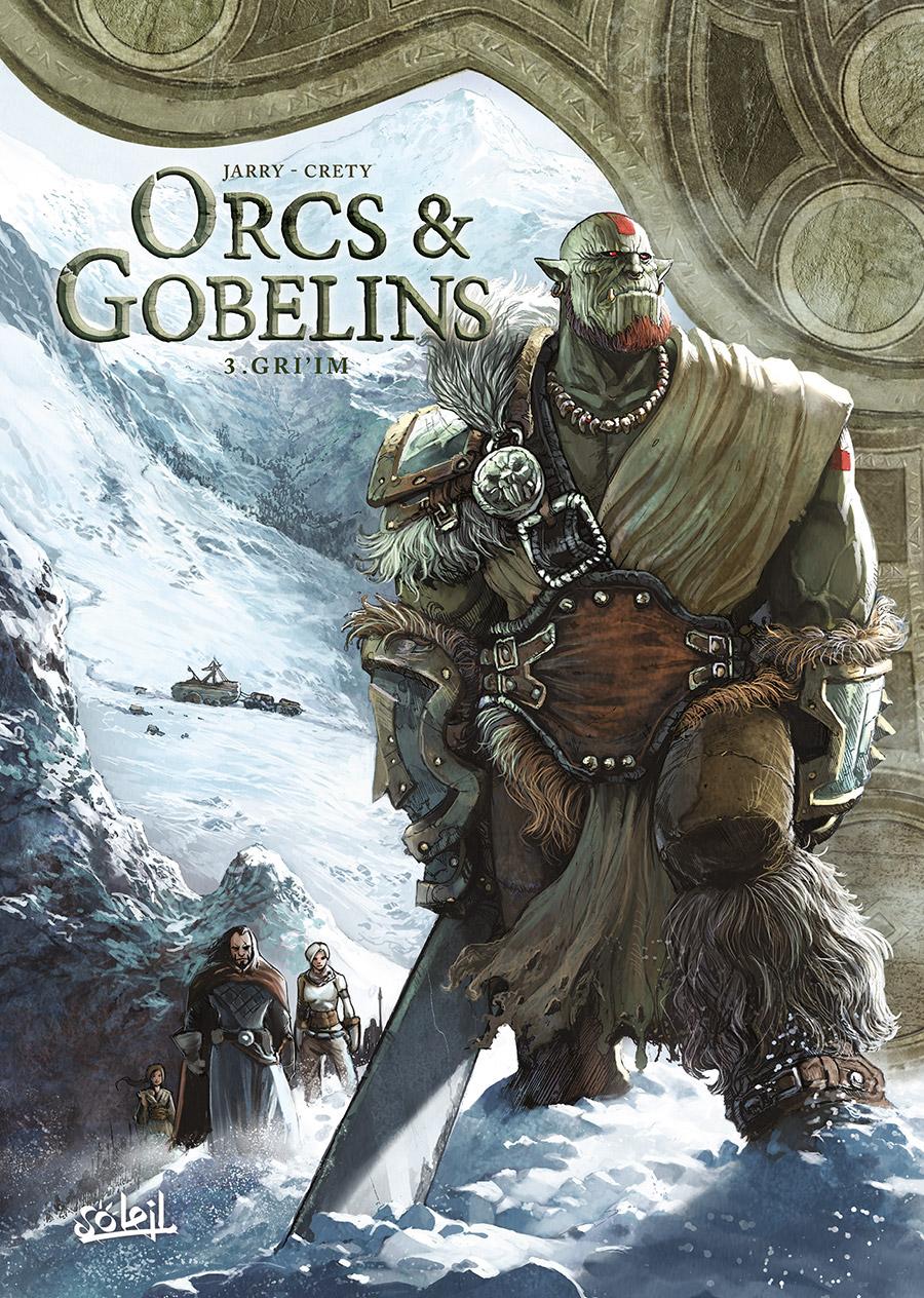 Orcs et Gobelins 3 - Gri'im