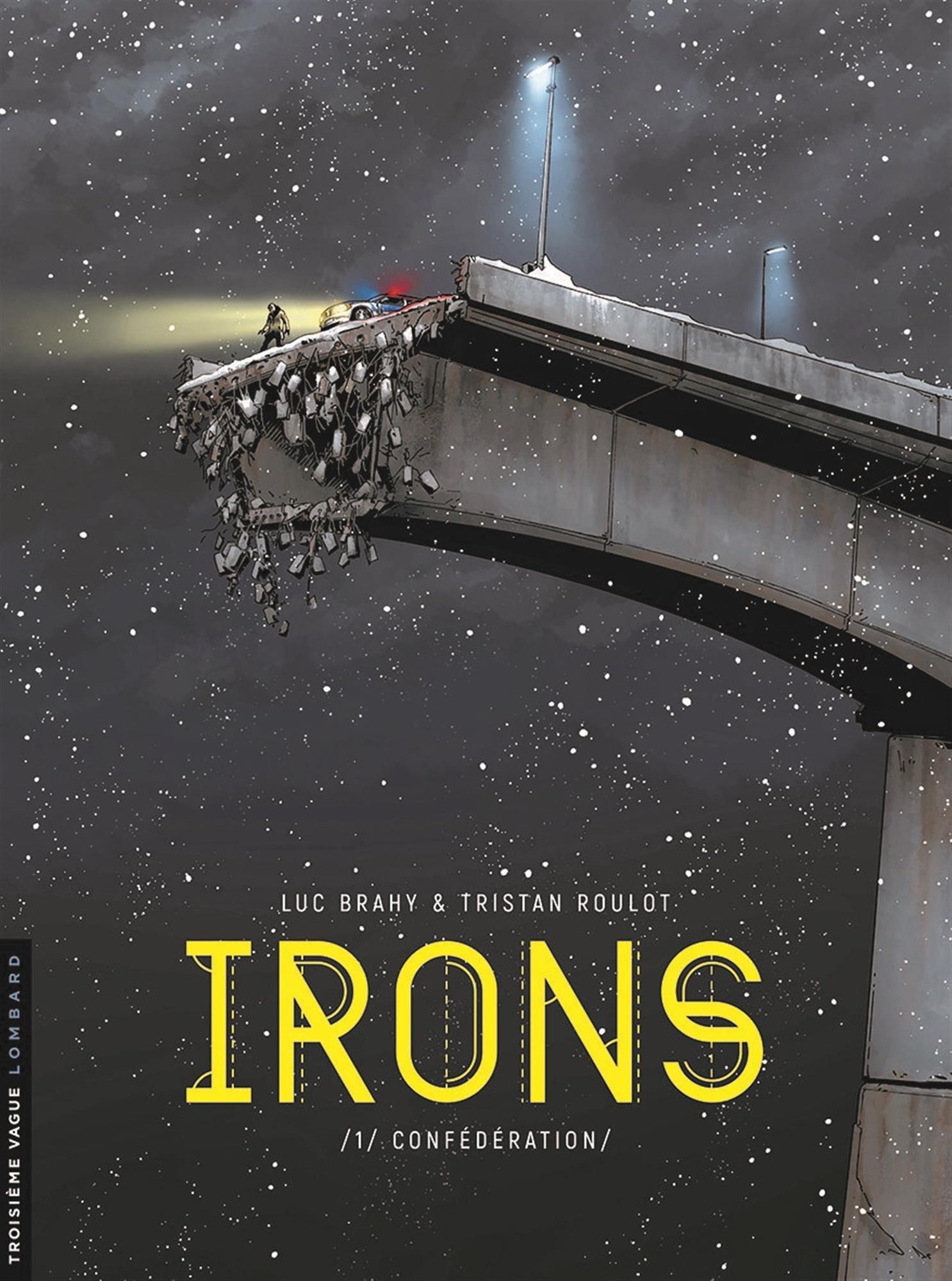 Irons 1 - Ingénieur-conseil
