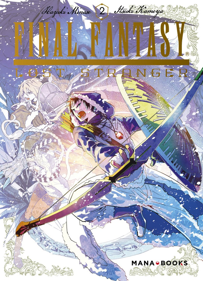 Final Fantasy - Lost Stranger 2