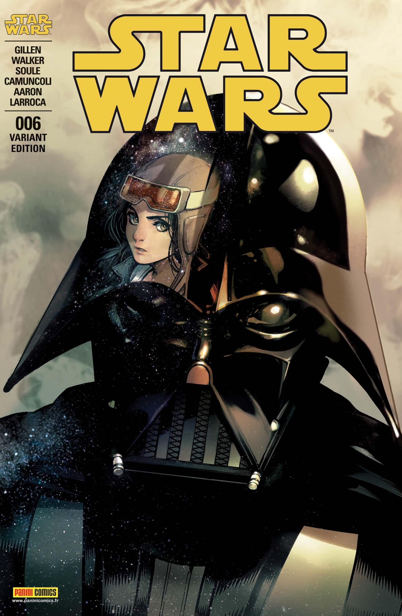 Star Wars 6 - Couvertures régulière 2/2