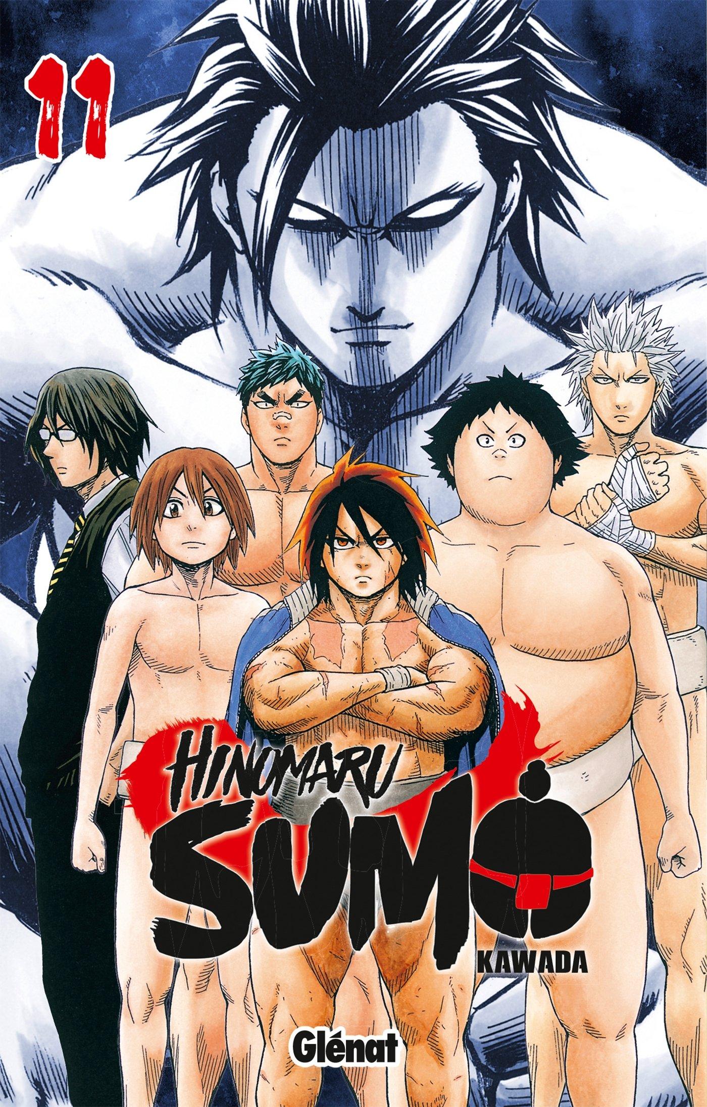 Hinomaru sumô 11