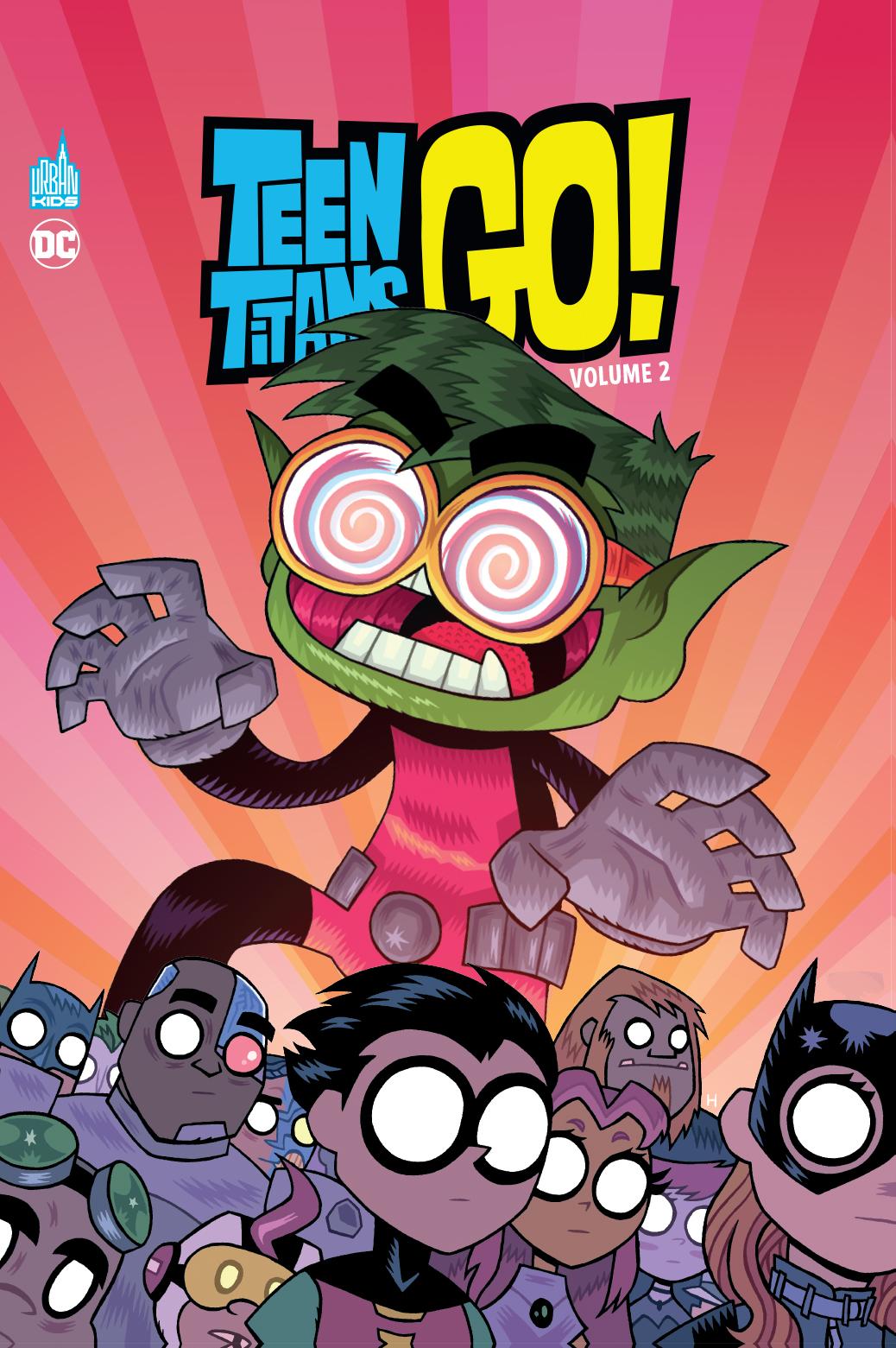 Teen Titans Go ! 2