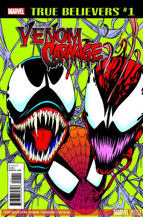 True Believers - Venom - Carnage 1