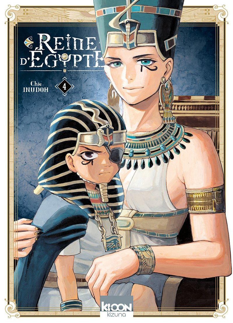 Reine d'Égypte 4