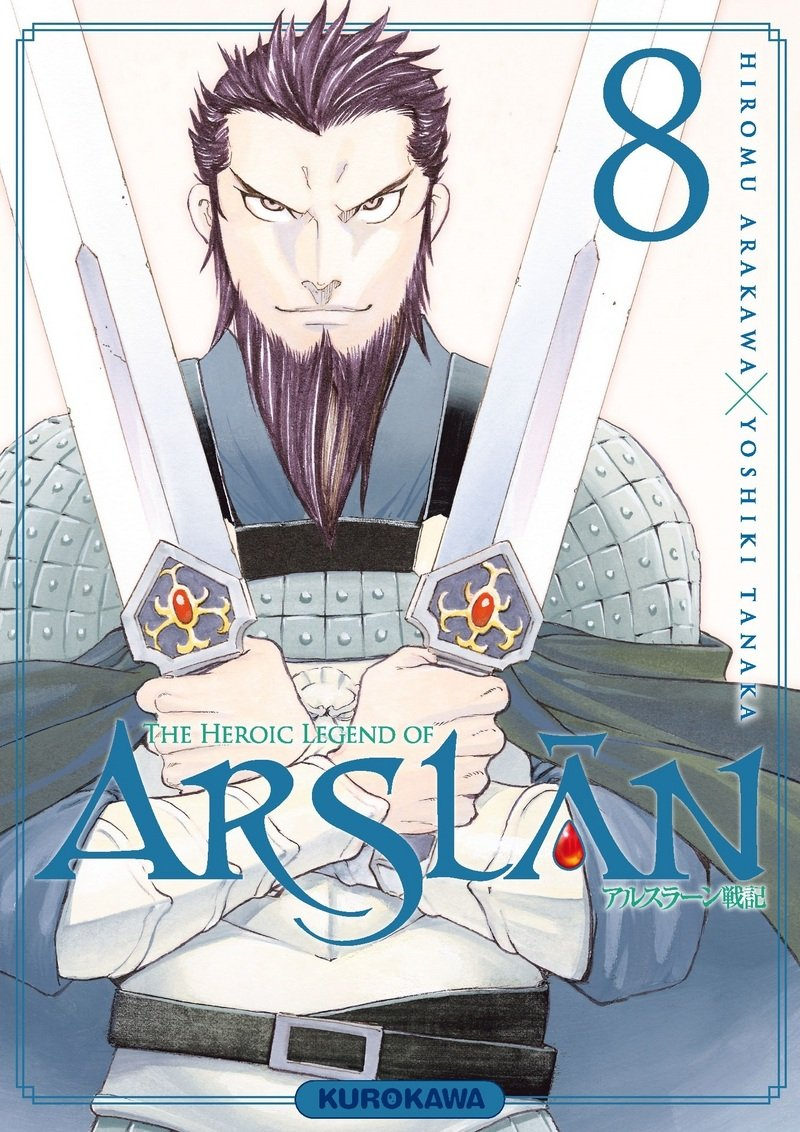 The Heroic Legend of Arslân 8