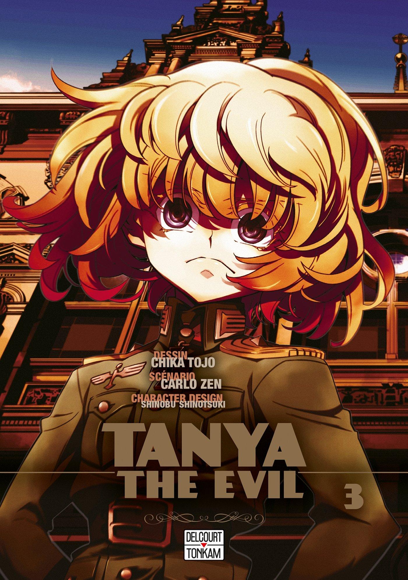 Tanya The Evil 3
