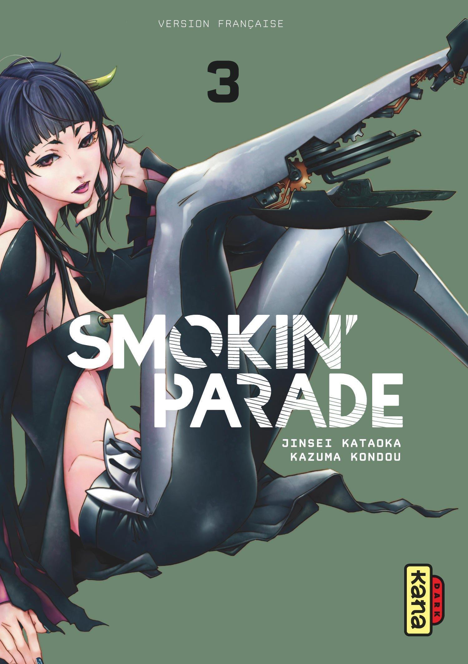 Smokin' parade 3