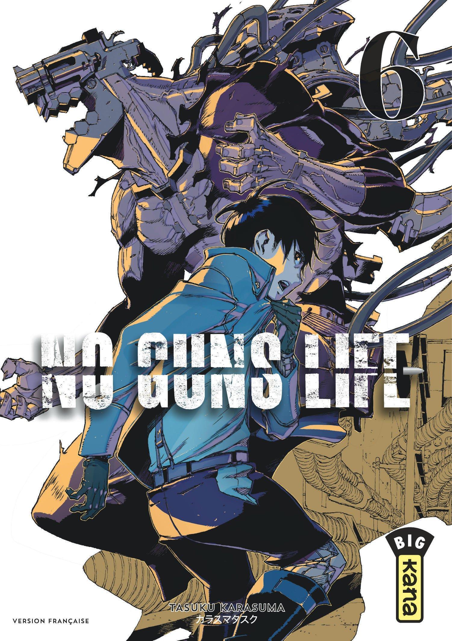 No Guns Life 6