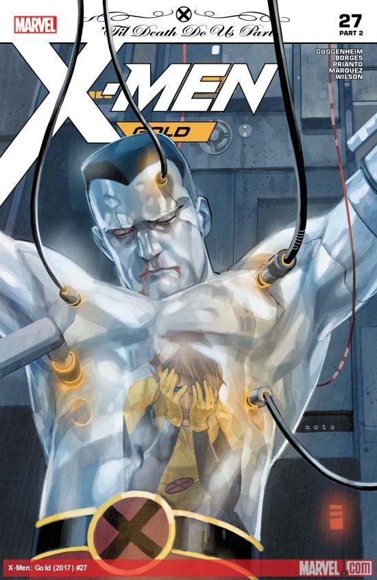 X-Men - Gold 27