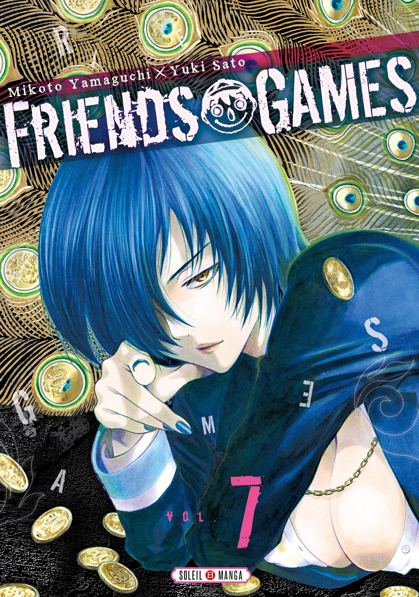 Friends Games 7