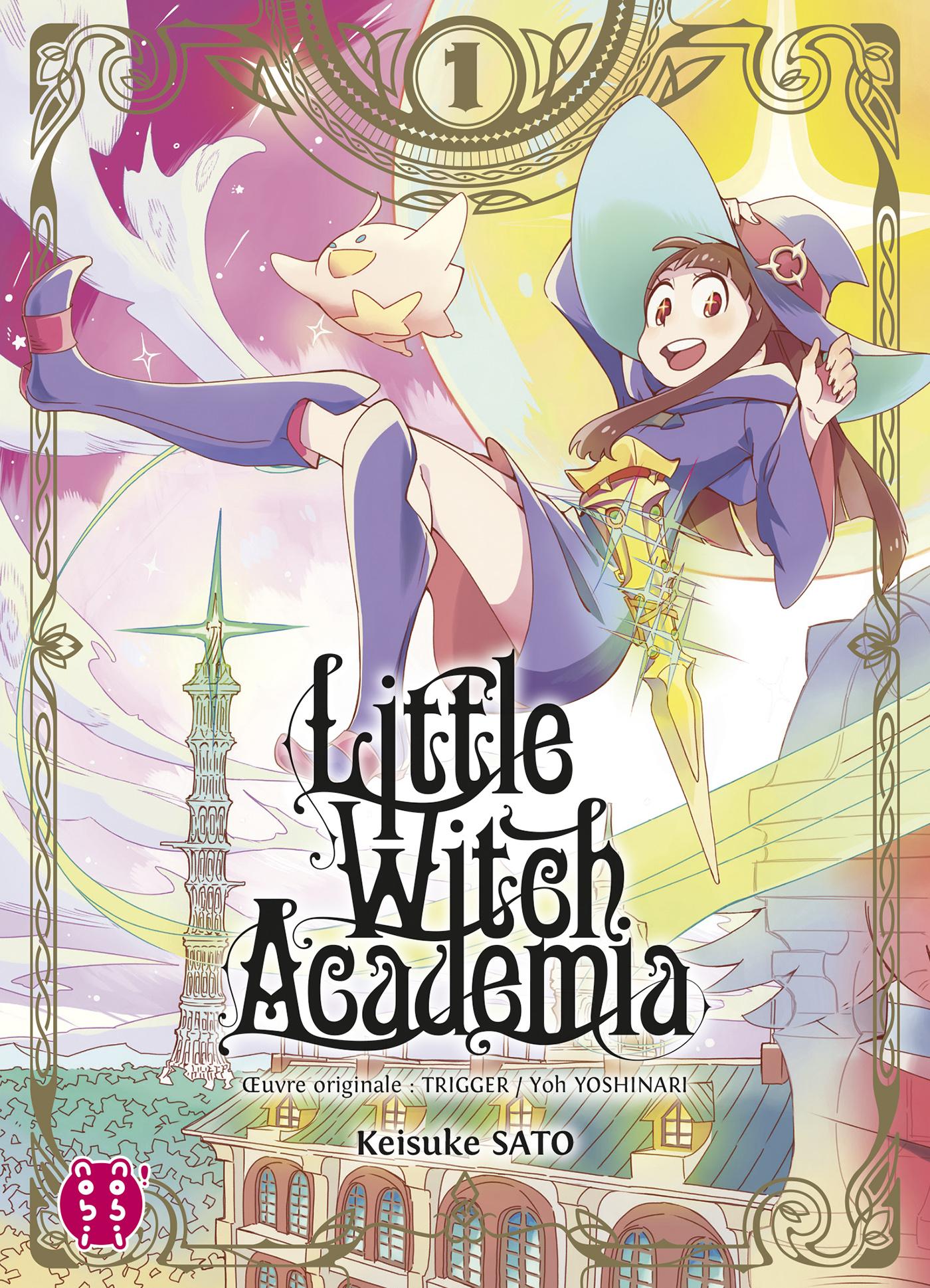 Little Witch Academia (SATO Keisuke) 1