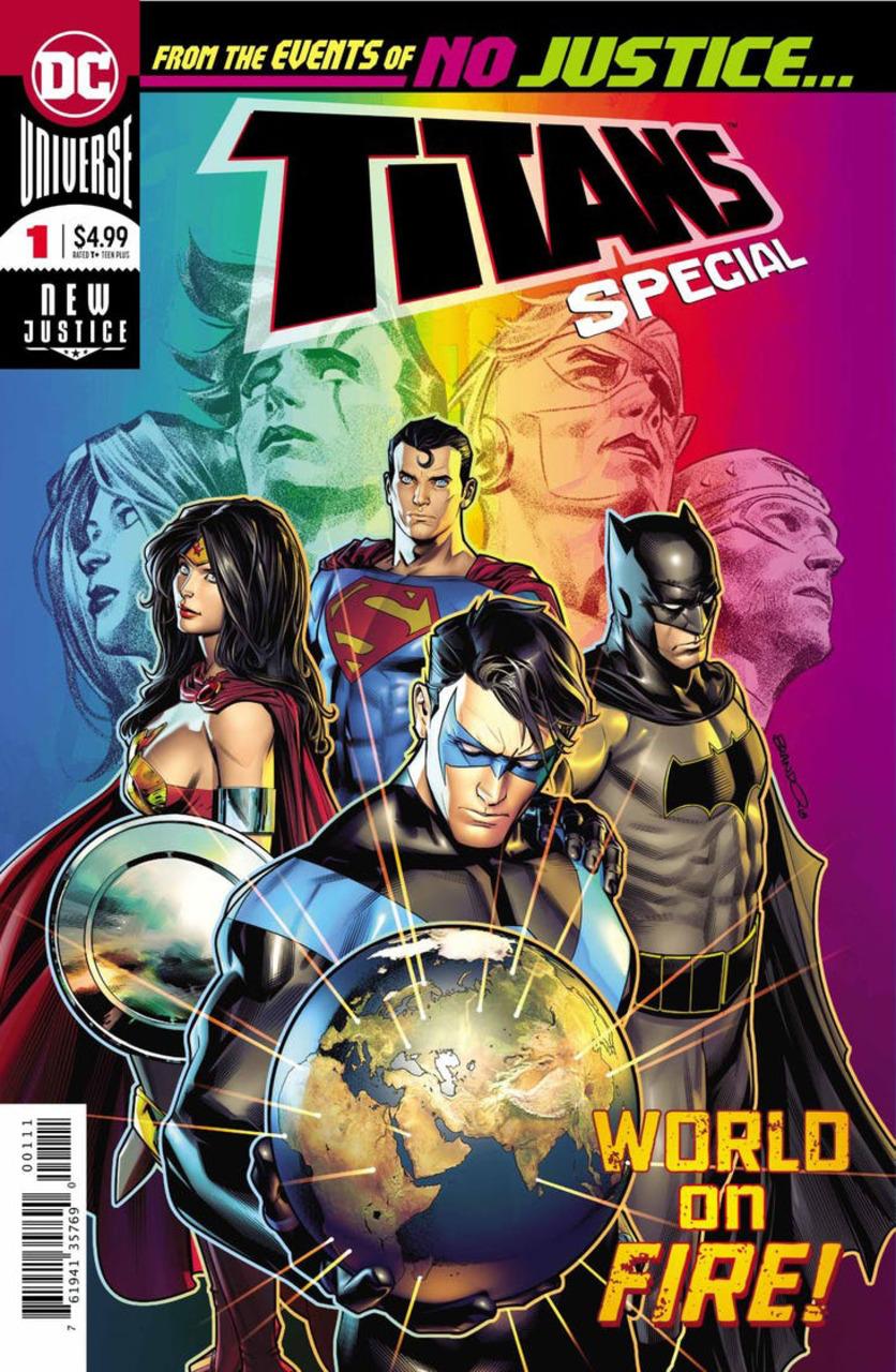 Titans Special 1