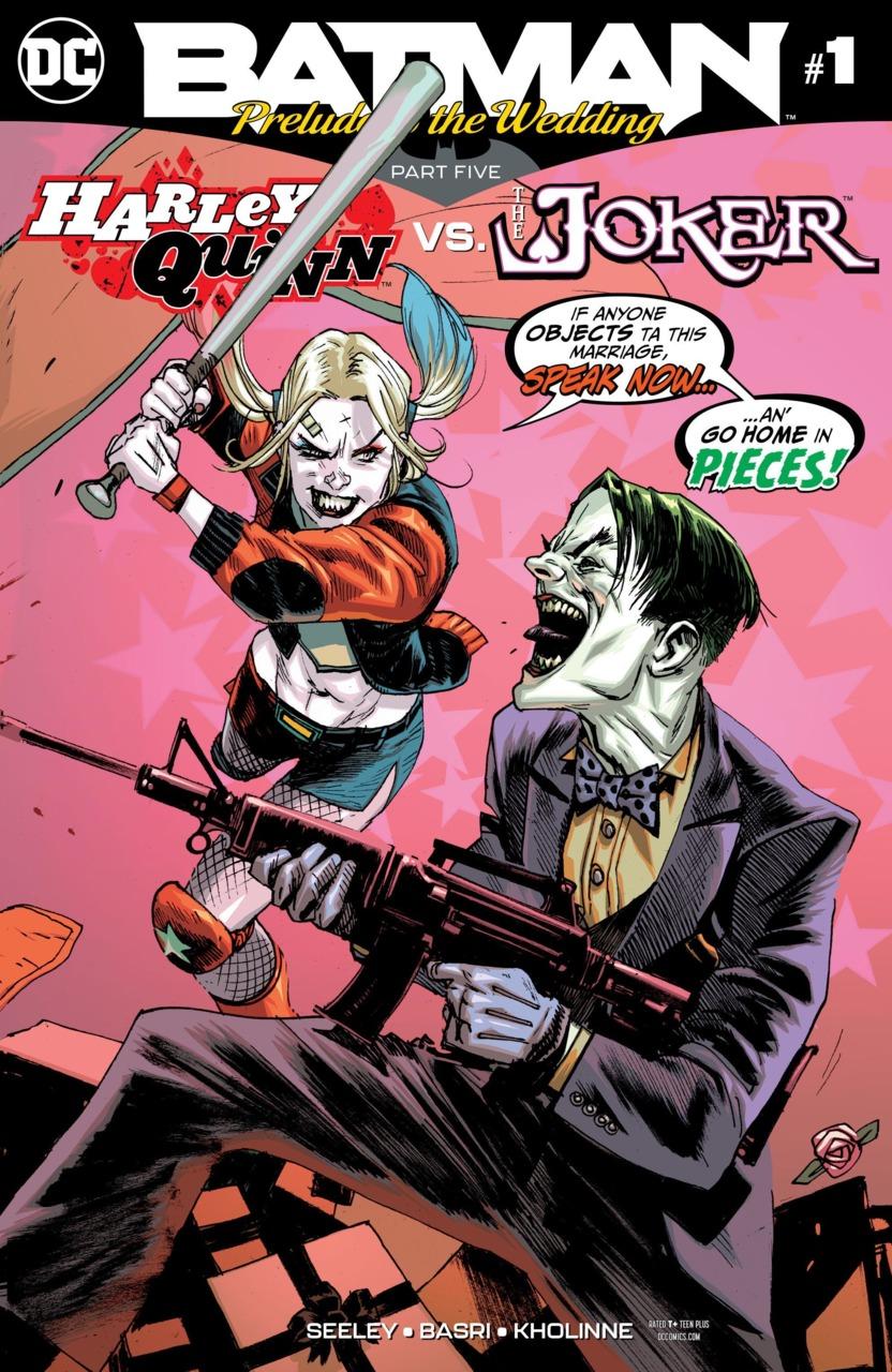 Batman - Prelude to the Wedding - Harley Quinn vs. The Joker 1