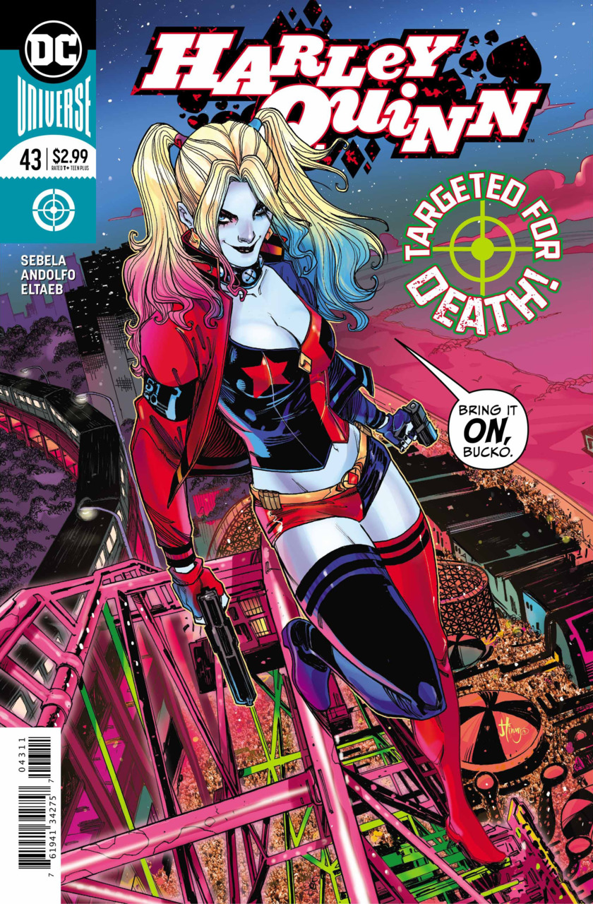 Harley Quinn 43
