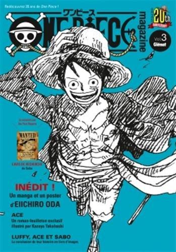 One piece magazine 3