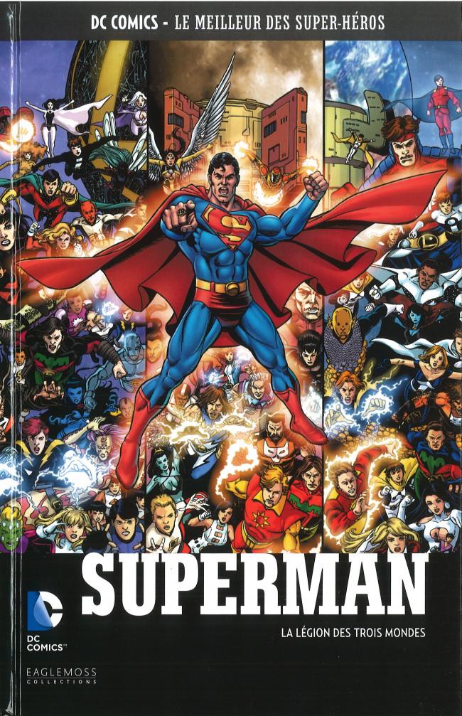 DC Comics - Le Meilleur des Super-Héros 67 - Superman : La Légion des trois mondes