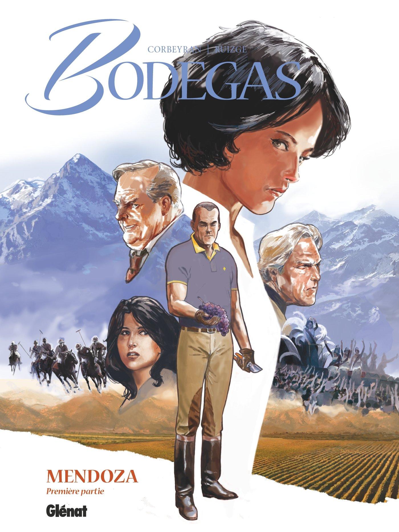 Bodegas Mendoza 1 - Première partie