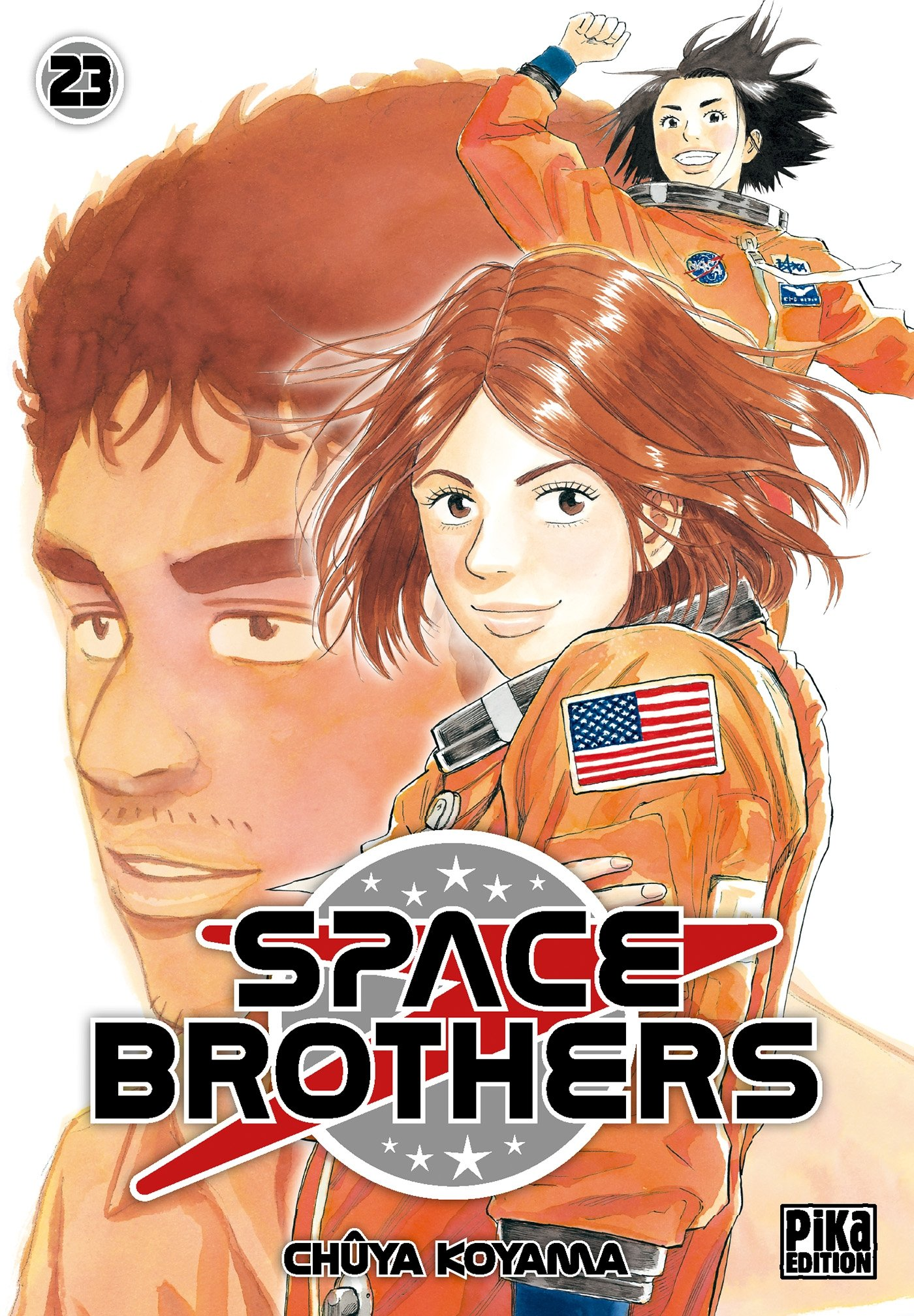 Space Brothers 23