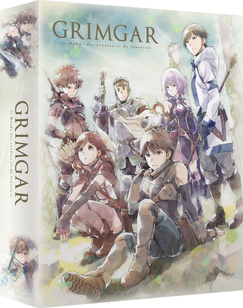 Grimgar, un monde de cendre et de fantaisie 1
