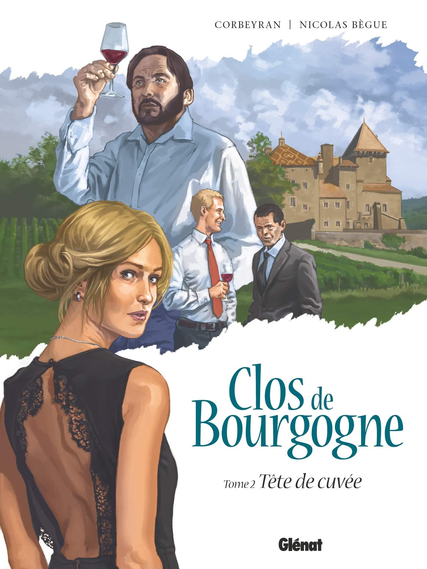 Clos de Bourgogne 2 - Tête de cuvée