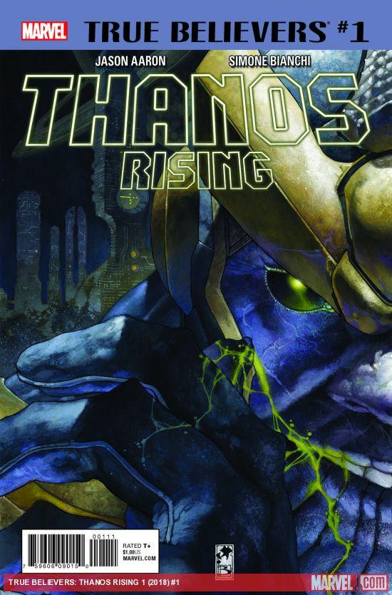 True Believers - Thanos Rising 1