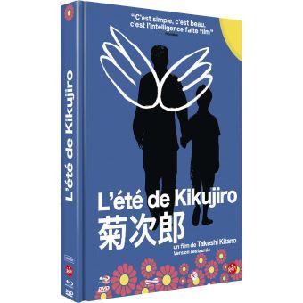 L'été de Kikujiro 0 - L'été de Kikujiro - Édition limitée, Digibook Blu-ray + DVD + B.O + Livret