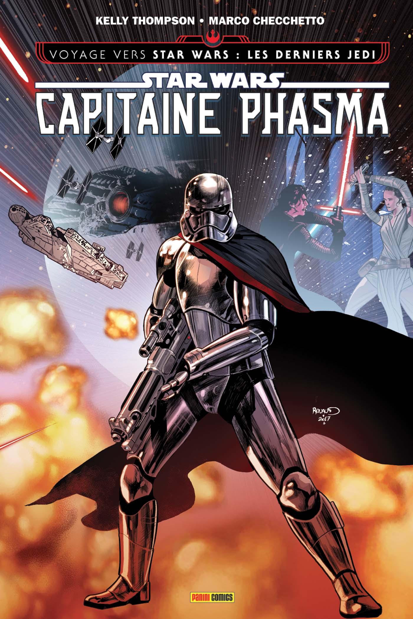 Star Wars - Capitaine Phasma 1
