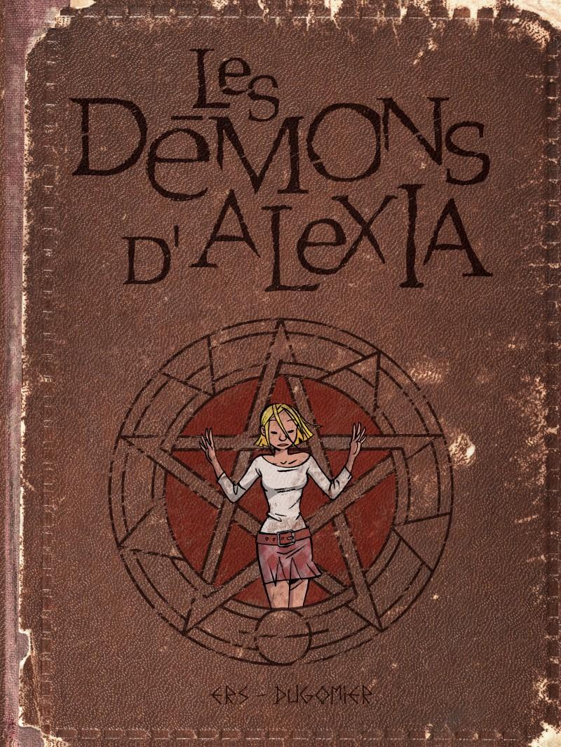 Les démons d'Alexia 1