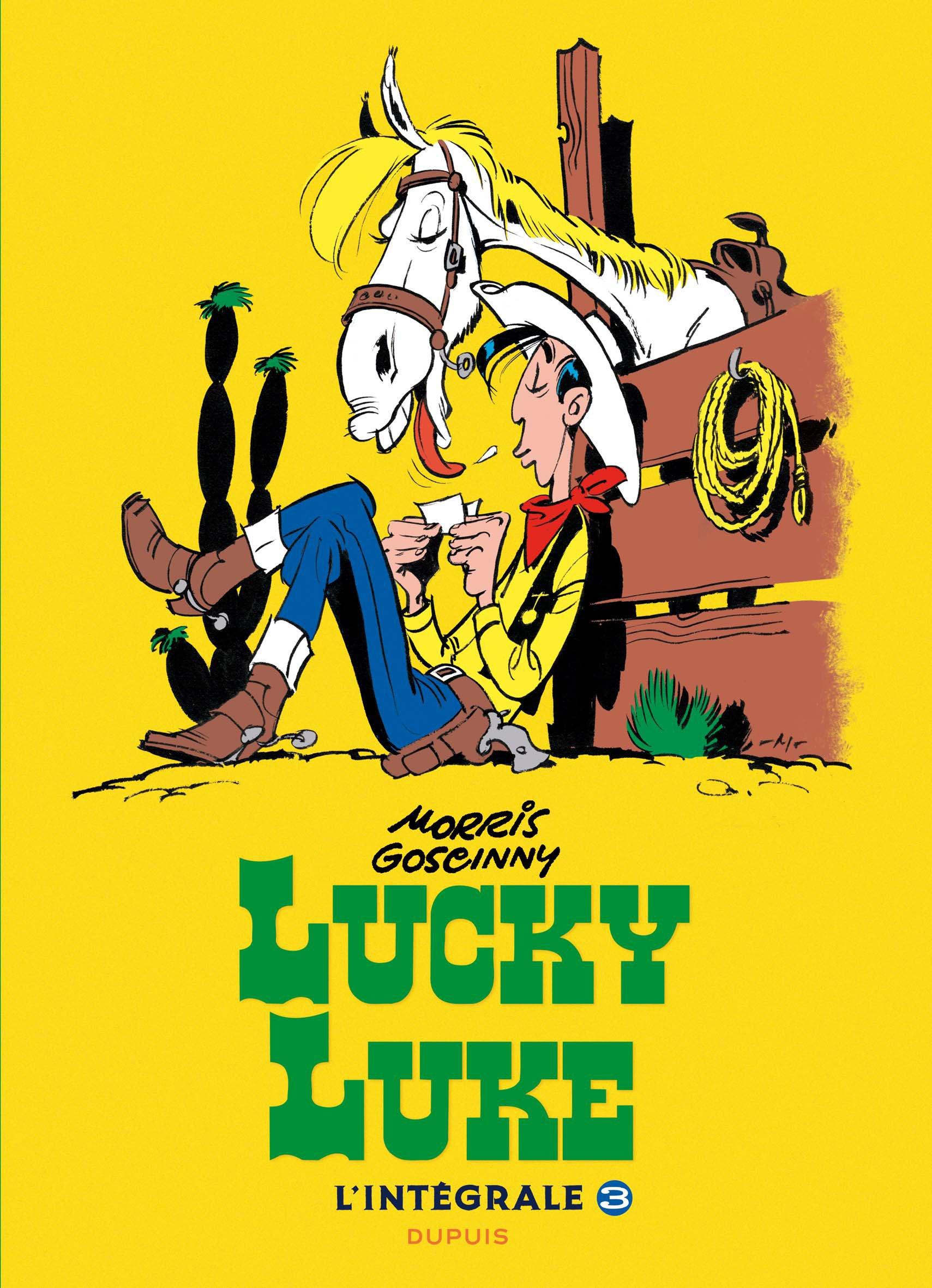 Lucky Luke 3 - Intégrale 3