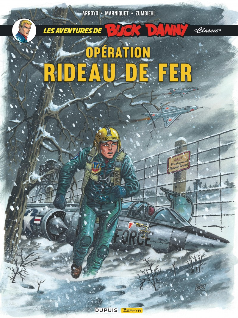 Buck Danny Classic 5 - Operation Rideau de Fer
