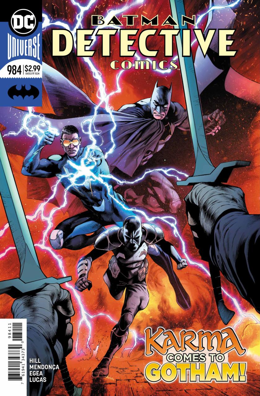 Batman - Detective Comics 984