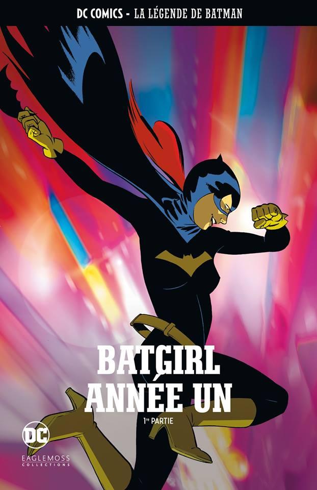 DC Comics - La Légende de Batman 9 - Batgirl Année Un - Partie 1