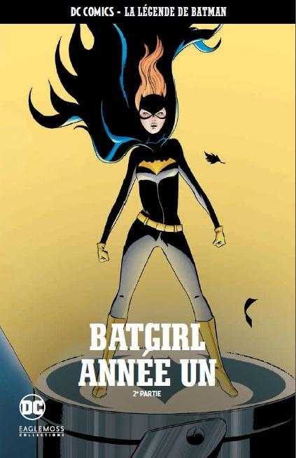 DC Comics - La Légende de Batman 10 - Batgirl Année Un - Partie 2