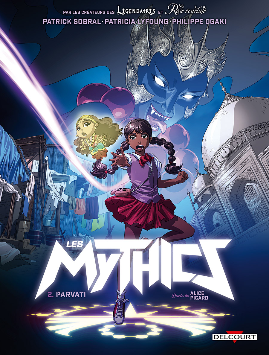 Les Mythics 2 - Parvati
