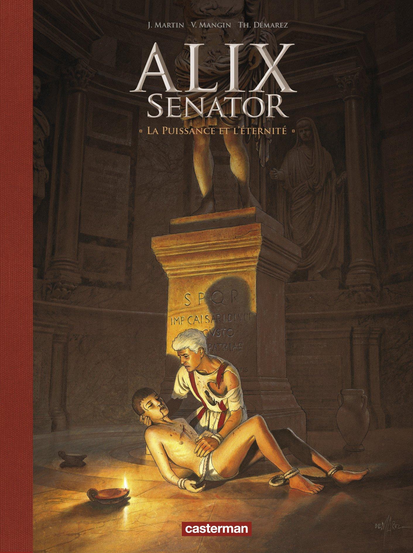 Alix senator 7 - La puissance de l'Éternité