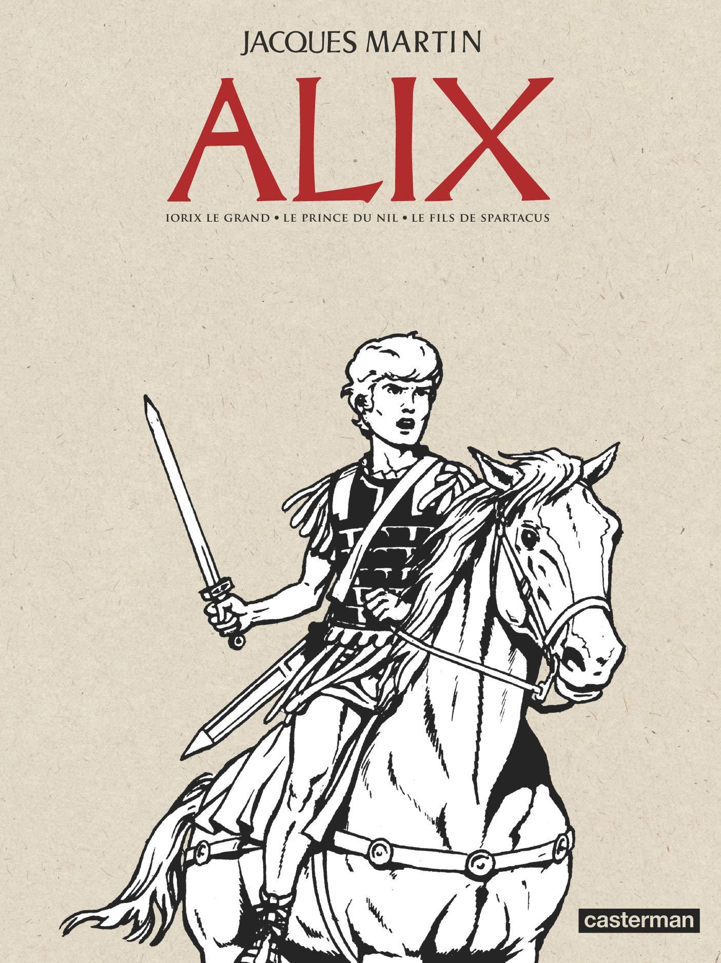 Alix 2 - Tome 2