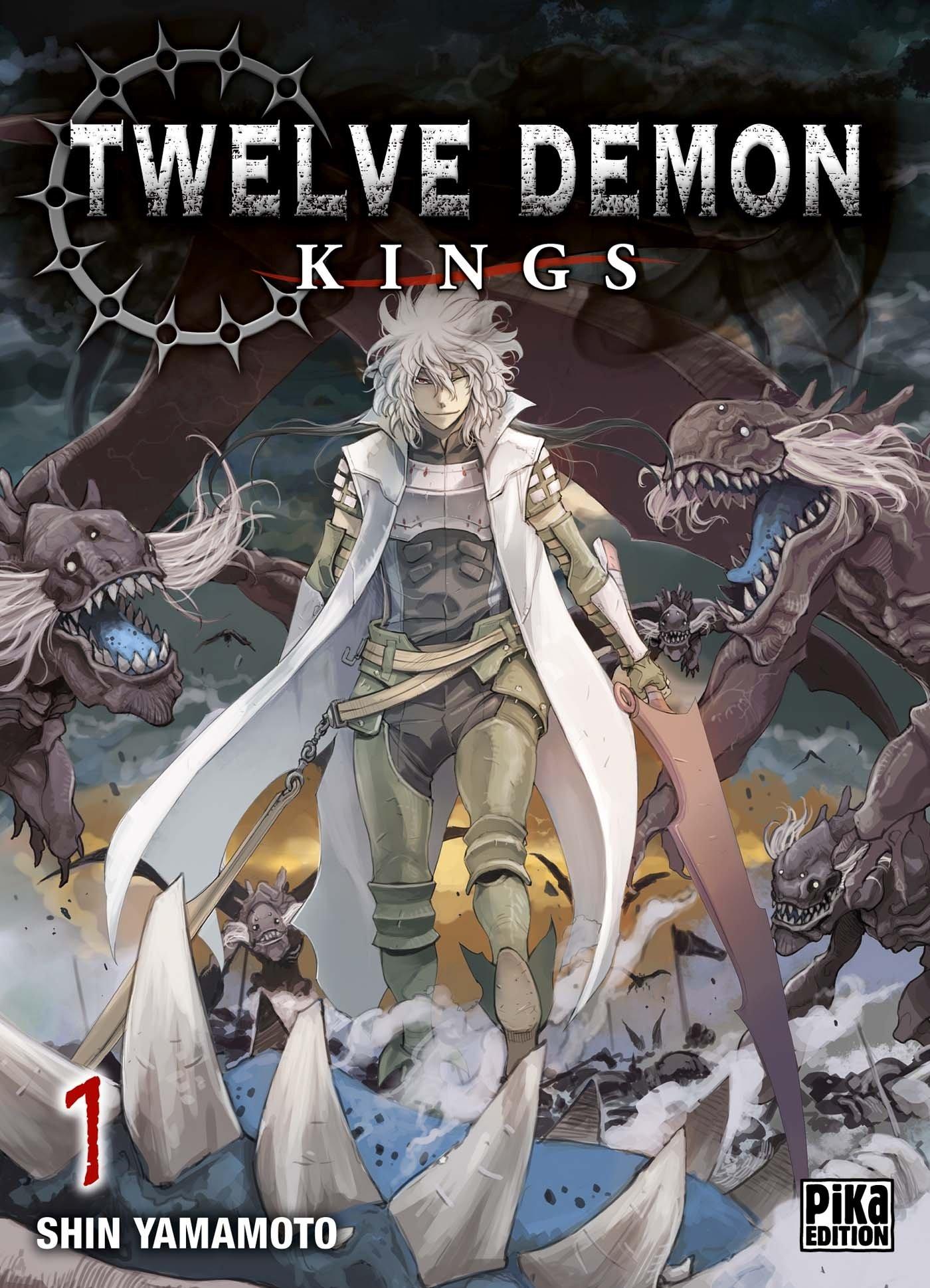 Twelve Demon Kings 1