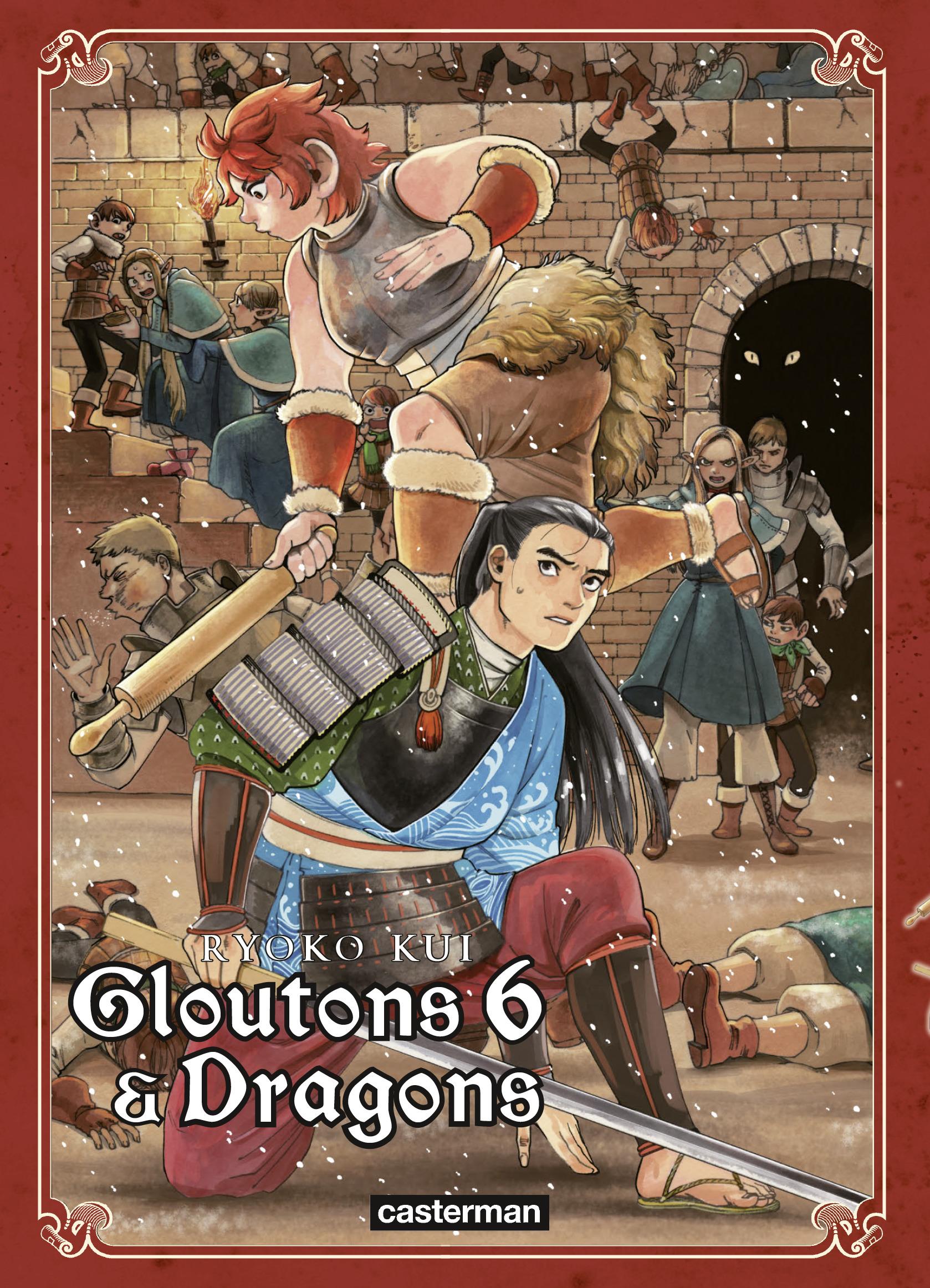 Gloutons & Dragons 6