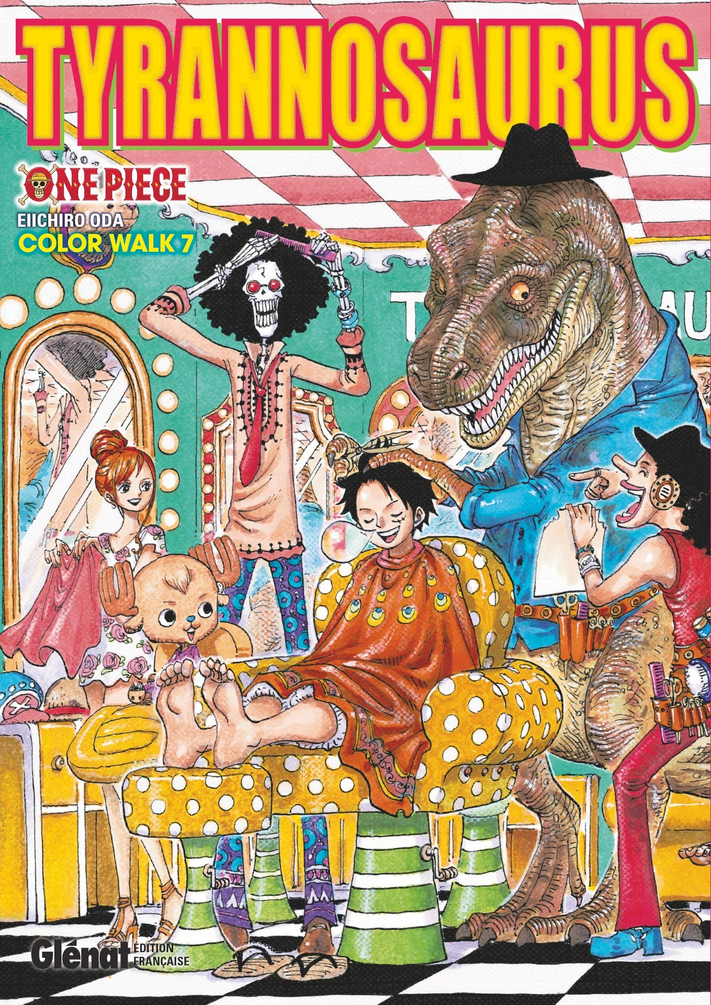 One Piece - Color Walk 7