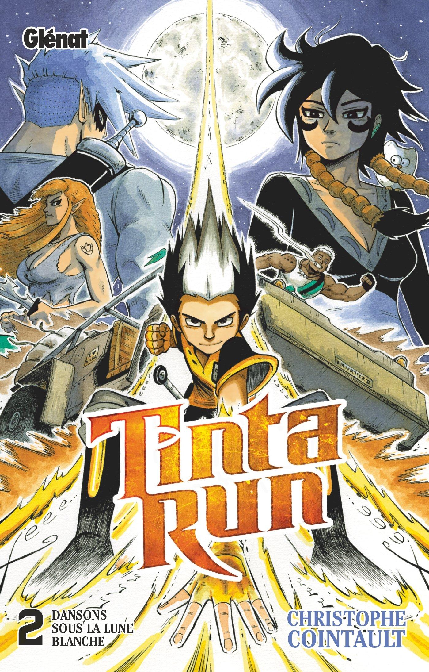 Tinta Run 2