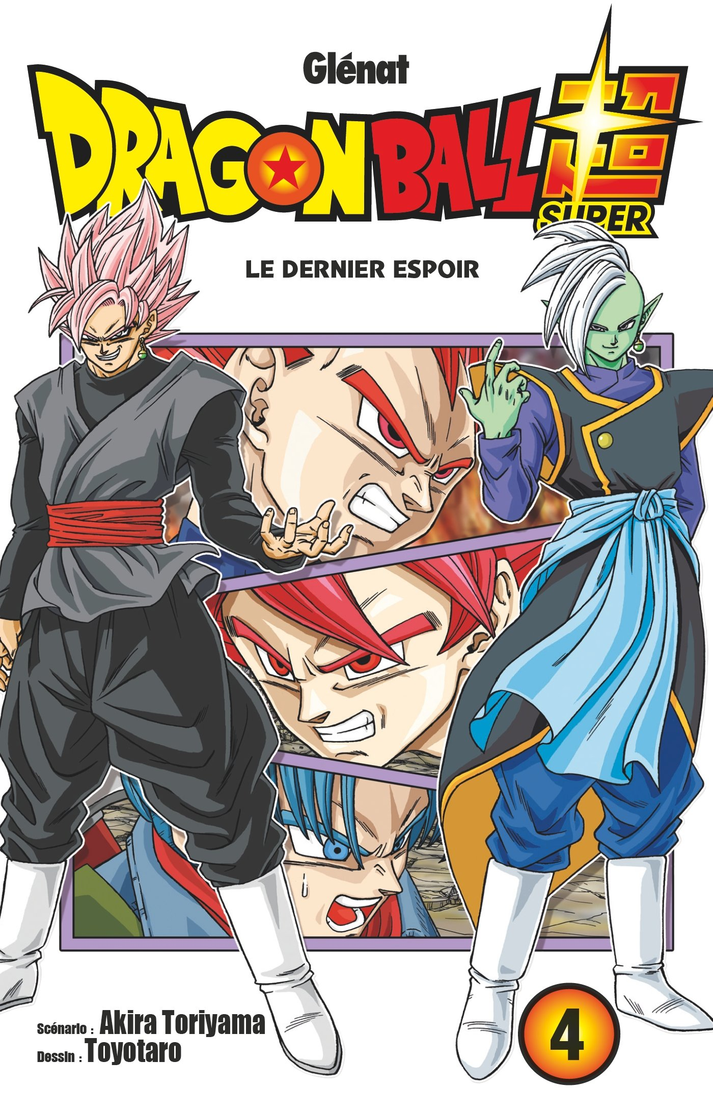 Dragon Ball Super 4
